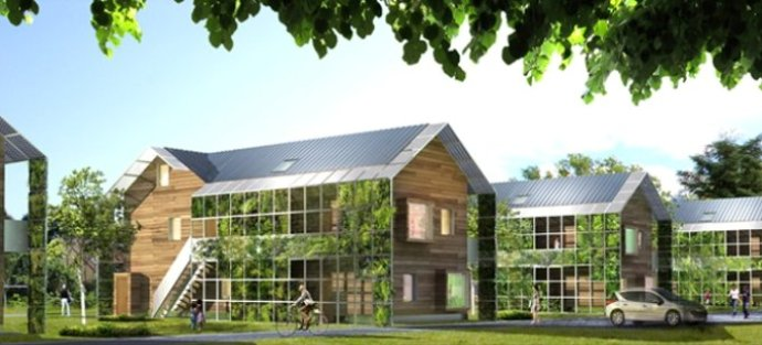 projet de logements collectifs